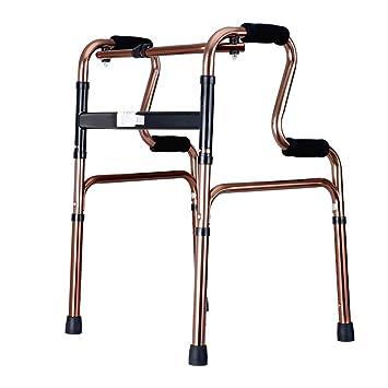 Qiaoxc Anziani Disabilità 4 Piedi Stampelle Disabilità