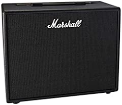 Fully programmable, CODE combines authentic modelling of classic and contemporary Marshall tones with professional quality FX. CODE preamp, power amp and speaker cabinet models have been developed in collaboration with audio software pioneers...
