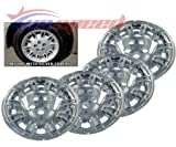 "Chrysler 300 Chrome Wheel Covers 17"" - 4PC Set"