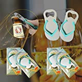 36 pack Flip-flop Bottle Opener with Gift Wrap for