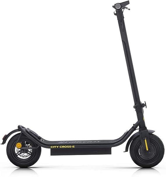 Scrambler Ducati Monopattino Elettrico City Cross-e Total Black, Street Edition