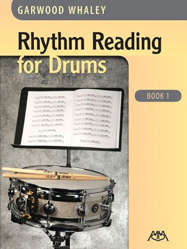 Rhythm Reading For Drums   Book 1  Meredith Music Percussion