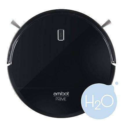 AMIBOT Prime 2 H2O - Robot Aspirador y friegasuelos: Amazon.es: Hogar