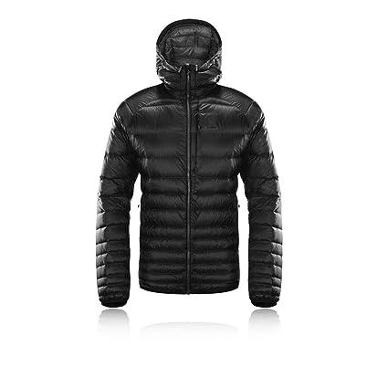 f5ee342fada Haglöfs Essens Men's Down Hood Down Jacket, Mens, Ha604095, Noir True Black/