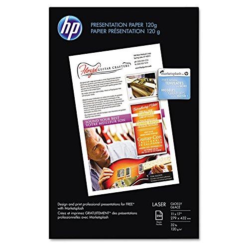 Hewlett Packard Printer Paper Jam (HEWQ2547A - HP Color Laser Presentation Paper)