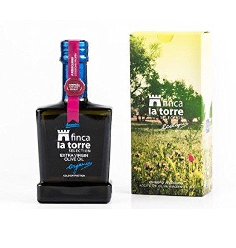 botellas vidrio 250 ml - Finca la Torre Finca La Torre. SELECCIÓN Aceite de oliva