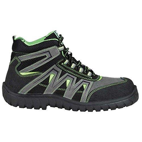 """Cofra 36080–000.w41Talla 41s1P SRC Laser """"zapatos de seguridad, color gris"""