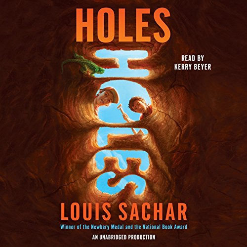 Check expert advices for holes by louis sachar audiobook?