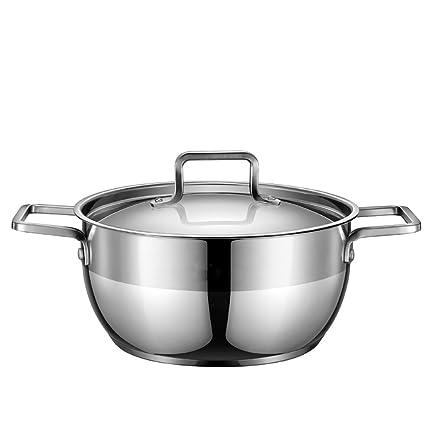 Marmitas inducción cocina universal 304 Acero inoxidable ...