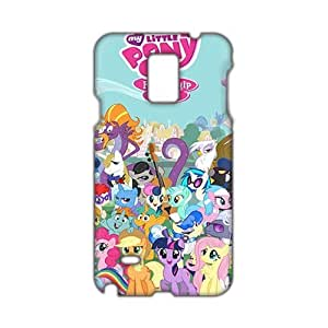 Evil-Store Cartoon little pony 3D Phone Case for Samsung Galaxy Note4