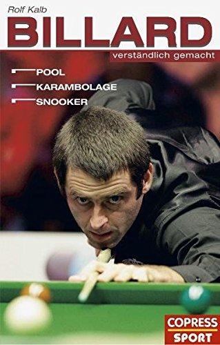 Billard verständlich gemacht: Pool, Karambolage, Snooker
