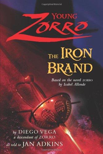 Young Zorro: The Iron Brand ebook
