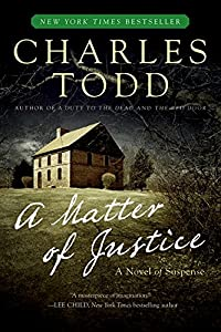 A matter of justice book