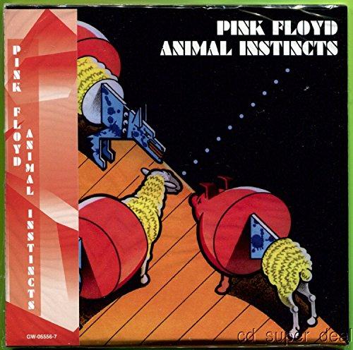PINK FLOYD - ANIMAL INSTINCTS 2CD MINI LP WITH OBI