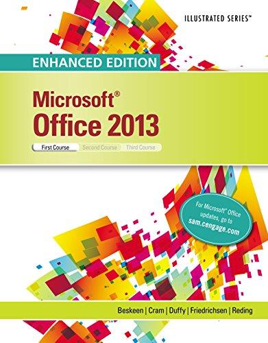 Enhanced Microsoft Office 2013: Illustrated Introductory, First Course (Microsoft Office 2013 Enhanced Editions) Pdf