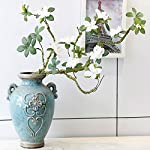 Memoirs-1-Branch-90-cm-Artificial-Flower-Azalea-Fake-Flower-Decoration-Foaming-Branch-Soft-Shape-Decorative-Flower-Rhododendronred