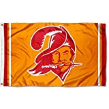 WinCraft Tampa Bay Buccaneers Throwback Flag and Banner