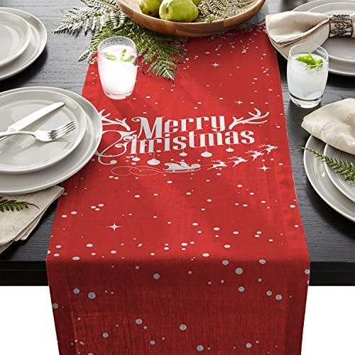 Cloud Dream Home Winter Holiday Merry Christmas Table
