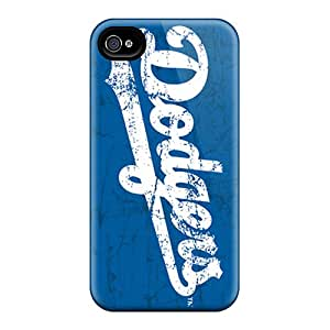 HOYvZxE4661DRUye Case Cover, Fashionable Iphone 4/4s Case - Los Angeles Dodgers