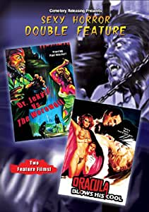 Sexy Horror Double Feature: Dr Jekyll Vs. Werewolf & Dracula Blows His Cool