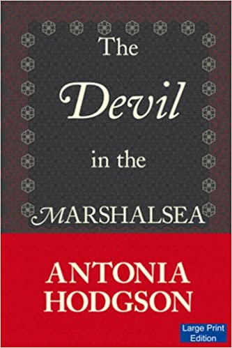 Book The Devil in the Marshalsea (Large Print Edition)