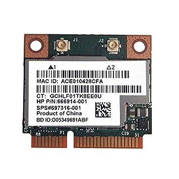 Driver for Broadcom BCM943228HMB Wi-Fi Adapter