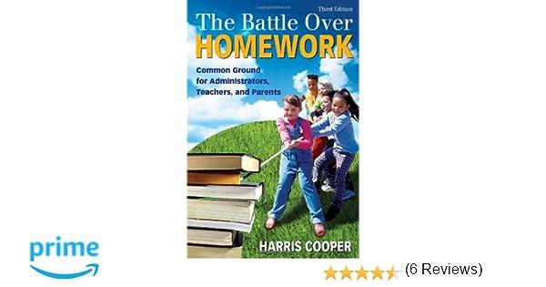 Does Homework Improve Learning, Alfie Kohn