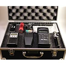 Ghost Hunting Kit - Spirit Box - MEL & K2 EMF Meter - Recorder - Case CD & More