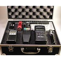Ghost Hunting Kit - Spirit Box - MEL & K2 EMF Meter - Recorder - Case CD & More