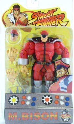 Amazon Com Sota Toys Street Fighter Action Figure Series 1 M