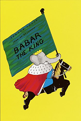 Babar the King (Babar Series) -
