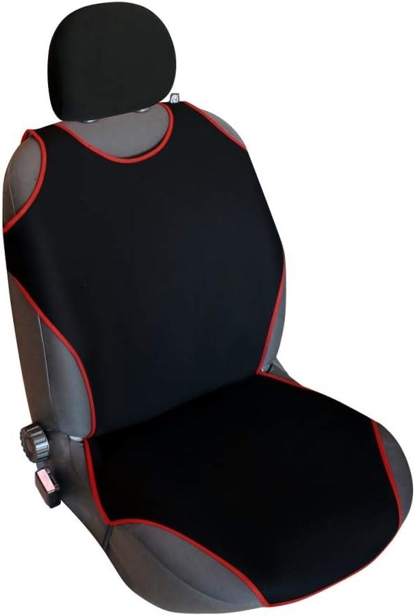 1 Pairs of Car Seat Cover Seat Black Akhan CSC 405