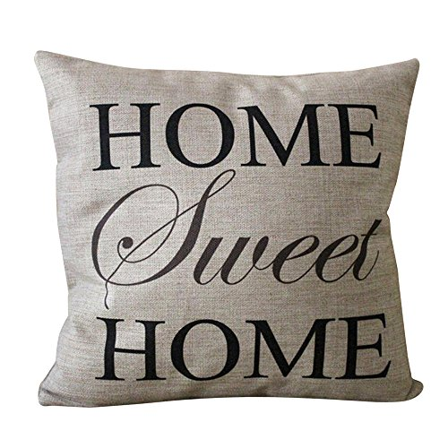 CoolDream-Home-Sweet-Home-Square-Pillow-Cover-Cushion-Case-Toss-Pillowcase18-x-18
