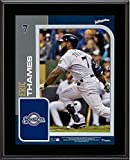 "Eric Thames Milwaukee Brewers 10.5"" x 13"" Sublimated Plaque - Fanatics Authentic Certified - MLB Player Plaques and Collages"