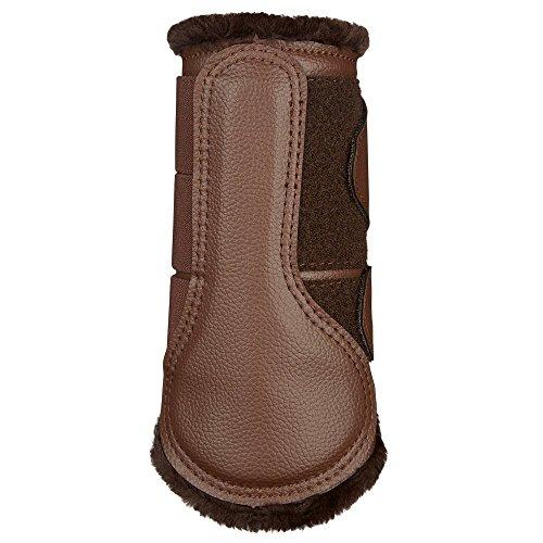 Brushing Bottes Brown Fleece Brown Mixte LeMieux Fleece Aq7wHxZ6n