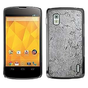 Print Motif Coque de protection Case Cover // M00156621 Textura de la pared de fondo de las // LG Nexus 4 E960