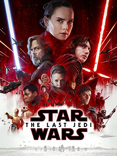 - Star Wars: The Last Jedi (Theatrical Version)