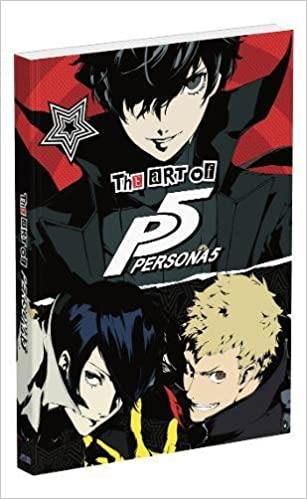 The art of persona 5 livros na amazon brasil 9780744017311 fandeluxe Gallery