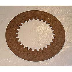 M3293T clutch disc (fiber) fits John Deere 420, 44