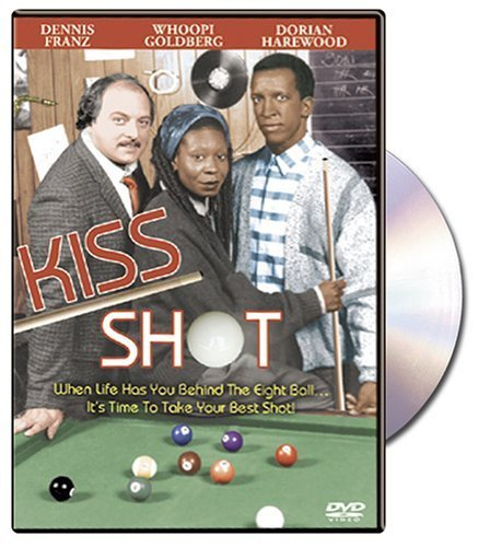 Kiss shot dvd