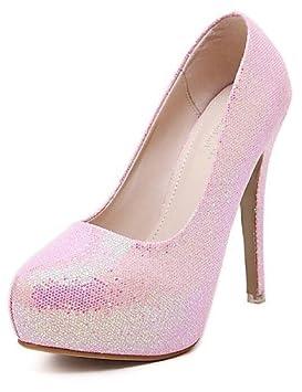 ce1ea157 Zapatos de mujer - Tacón Stiletto - Tacones / Plataforma / Comfort / Punta  Redonda -