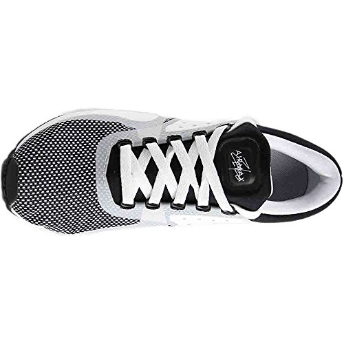 Nike Air Max GS Youth White Black Zero Running Shoes Essential rrpW1qxwd