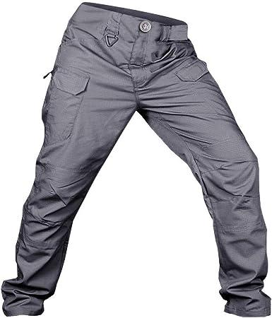 Pantalones De Trabajo De Hombre A Prueba De Aranazos Impermeable Pantalon Chandal Hombre Pant Para Al Aire Libre Camping Alpinismo Amazon Es Ropa Y Accesorios
