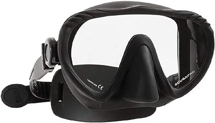 Hollis M1 Frameless Wide View Low Volume Scuba Diving Mask