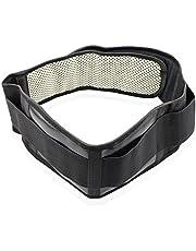 TOOGOO Adjustable Waist Tourmaline Self Heating Magnetic Therapy Back Waist Support Belt Lumbar Brace Massage Band Health Care M