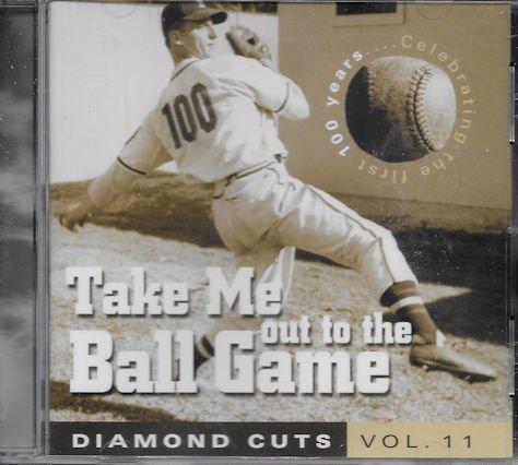 Wrigley Field Diamond - Take Me out to the Ball Game - Diamond Cuts Vol. 11