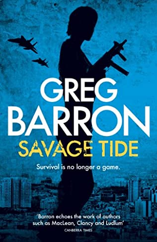 book cover of Savage Tide