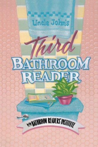 Uncle Johns Ultimate Bathroom Reader Uncle Johns