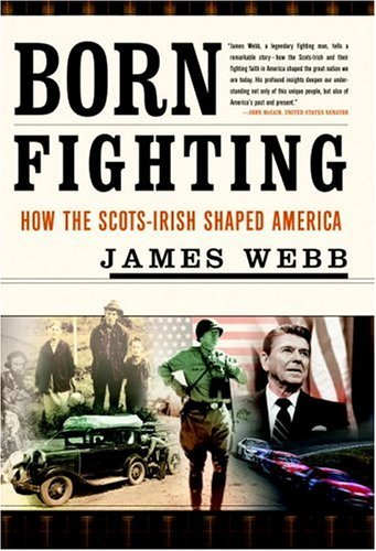 Cfl Shaped (Born Fighting: How the Scots-Irish Shaped America)
