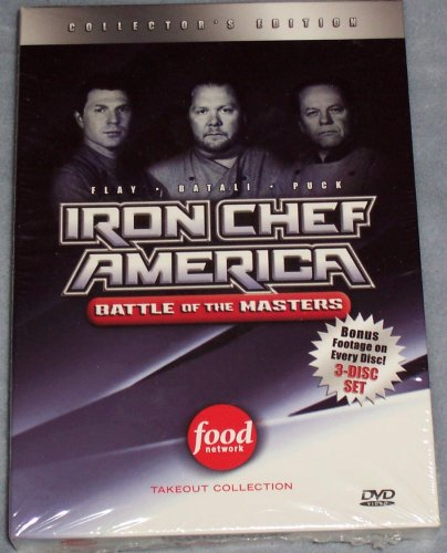 iron chefs - 6
